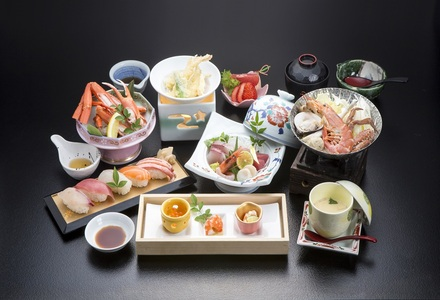 富山湾のお食事処 海鮮問屋柿の匠