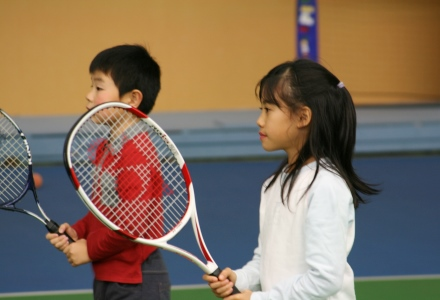 インドア・テニススクール センティア
