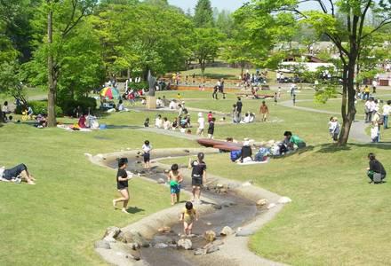 県民公園 太閤山ランド
