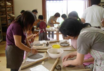 越中陶の里「陶農館」