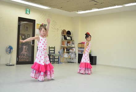 島田純子フラメンコ教室 ALEGRIA