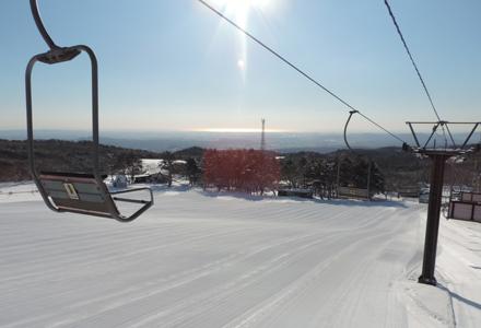 泉ヶ岳 スキー 場