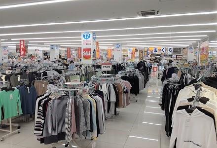 サンキ富山山室店 富山大広田店